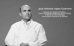 El investigador José Antonio López Guerrero